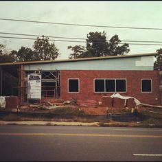 Dough Market ::   Latest progress pic: 10/1/12.  Asheville NC