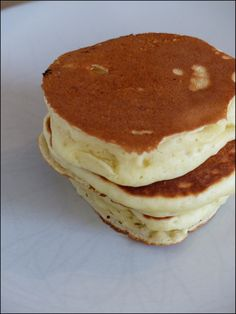 pancakes epais