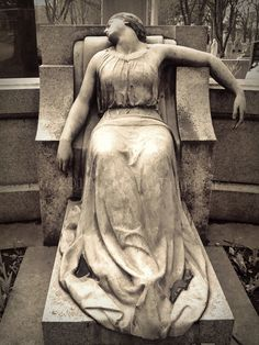 Mors Pax Aeterna II by ~Victoria0  Notre-Dame-des-Neiges cemetery in Montreal