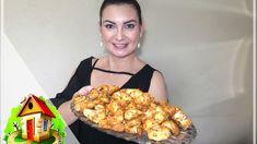Petisco de pão   Culinária em Casa 1, Ethnic Recipes, Food, Savory Snacks, Snacks, Home, Ideas, Ethnic Food, Domingo