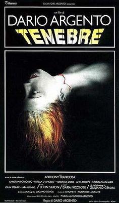 Resultado de imagen de dario argento film posters
