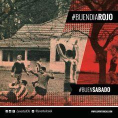 #BuenDiaRojo! #BuenSabado! 😈 Práctica de Independiente en la concentración. Año 1963.