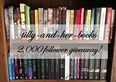 tilly-and-her-books:  When I started my blog in dedication of my love for books I didn't expect to have so many people share that love with me but here I am with 2,000 amazing followers! Also shout out to a couple of blogs that I've followed forever and some that I'm fortunate to knowand talk to -readaroundtherosie-iprefertoread-awordshaker- treesofreverie-fickle-fictionThere's a lot more blogs but these are myfavourites. And they're all so nice. :) Anyway, to celebrate I'm going…