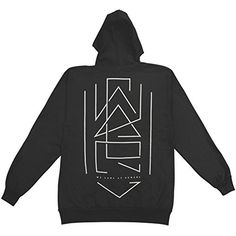 We Came As Romans Men's Totem Zippered Hooded Sweatshirt Black - http://bandshirts.org/product/we-came-as-romans-mens-totem-zippered-hooded-sweatshirt-black/