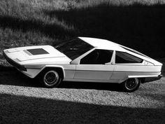 Les concepts Bertone : Jaguar Ascot (1977) | le blog auto