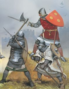 Last Stand of the Gotland Militia; Visby, 29 July 1361 2