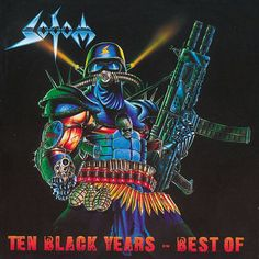 Sodom Ten Black Years: The Best Of Sodom