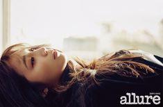 Eunji (A Pink) - Allure Magazine December Issue '17