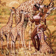 laminas africanas   Aprender manualidades es facilisimo.com