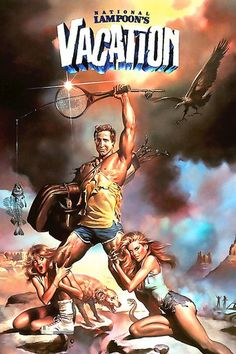 National Lampoon's Vacation (1983) | http://www.getgrandmovies.top/movies/15885-national-lampoon's-vacation | The Griswold family are on a quest. A quest to a Walley World theme park for a family vacation, but things aren't going to go exactly as planned, especially when Clark Griswold is losing all thought towards a mysterious blonde in a red Ferrari.