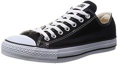 CONVERSE Chuck Taylor All Star Low Mens Shoes Size 85 Black * Read more reviews of the product by visiting the link on the image.