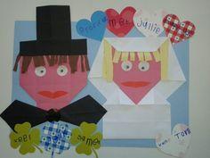 Knutselen voor de bruiloft Party Gifts, Minnie Mouse, Diy Crafts, Homemade, Projects, Kids, Wedding, Activities, Art