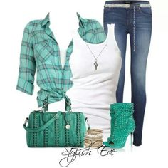 Not sure i could stand heels that high but overall a really cute outfit. Just my style