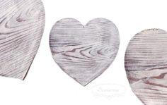 Wooden heart Wooden Hearts