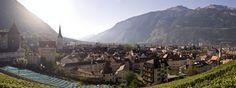 CHUR - Die Alpenstadt / The Alpine City (Graubünden / Grisons, Schweiz / Switzerland)