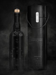 jvnk:  Bitches Brew: Conceptual beer & wine company branding...