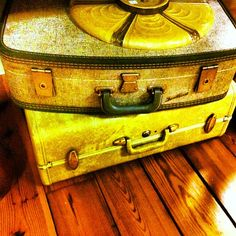 upcycled suitcase projects - Google Search
