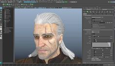 Maya 2017: XGen for Game Character Hair, Maya, Autodesk, 3d, 3d modeling, 3d animation, M\u0026E, demo, tutorial, xgen, game dev, hair cards, procedural modeling, Maya Tutorials