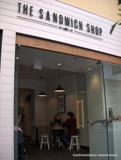 The Sandwich Shop, Reservoir St
