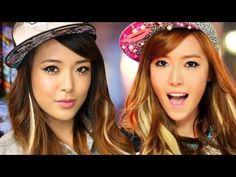 "▶ Girls Generation ""I Got a Boy"" Jessica Makeup Tutorial - YouTube"