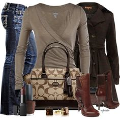Winter Fashion Outfits 2012 | Comfy Cozy 46 winter-fashion-outfits-2012-11 – Fashionista Trends