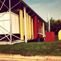 Arquitectura de Renzo Piano i Rogers.