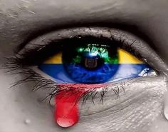 GloBeat Music of Venezuela. In memory of the victimes of the Maduro regime! Frida Art, Eye Art, Its A Wonderful Life, Wonderful Places, Beautiful Places, Creative Makeup, I Tattoo, Tatoos, Nature Photography