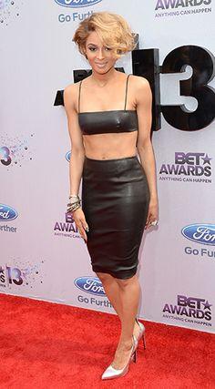 Ciara at the 2013 BET Awards