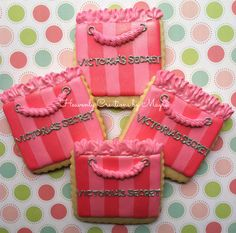 These cookies are cute