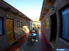 Hostel em San Pedro de Atacama, no Chile: Campo Base Hostel   Viagem Primata