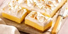 Lemon Meringue Pie Cheesecake Slice   The WHOot