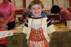 Kid's Workshop The Home Depot - Bitterlake Seattle, WA #Kids #Events