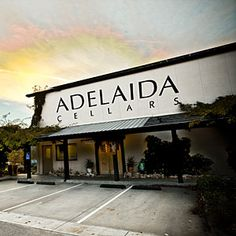 Adelaida Cellars - Paso Robles, CA - aw <3 This was our wedding wine!
