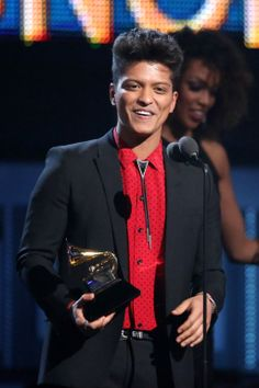 Bruno Mars, Grammy Awards