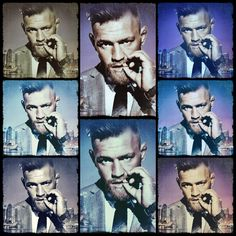 Coner Mcgregor, Mc Gregor, Billboard, Sexy Men, Style Inspiration, Poster, Poster Wall, Man Candy Monday