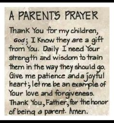 This must be a Mother's prayer, I pray this almost to the exact word every night!