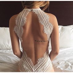 'isabelle' lace bodysuit Can this be a wedding dress too? 'isabelle' lace bodysuit Can this be a wedding dress too? Coordinates Tattoo, Body Dentelle, Belle Lingerie, White Lingerie, Wedding Lingerie, Luxury Lingerie, Piercing Tattoo, Piercings, For Love And Lemons
