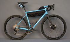 Adam's gravel bike | English Cycles