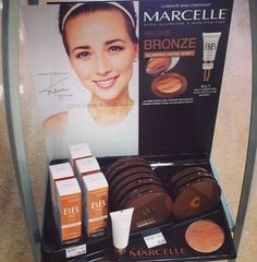 Marcelle Collection Bronze 2013/Bronzing 2013 Collection