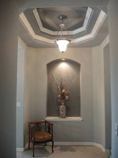 1000 images about art niche ideas on pinterest art for How to decorate an alcove in a wall