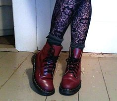 Iconic shoes: Dr Martens boots