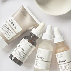 Just ordered some products from the brand that's made the best of Skincare products affordable - The Ordinary. Can't wait to start using the products. The products are confusing. Took me couple of days just to figure out what to buy @deciem @beautybaycom #bbloggers #indianbeautyblogger #wakeupandmakeup #beautyblog #makeuplove #makeuplover #photosinbetween #howyouglow #flashesofdelight #beautyblog #beauty #igbeauty #instamakeup #makeupobssesed #theordinary #deciem #skincare…
