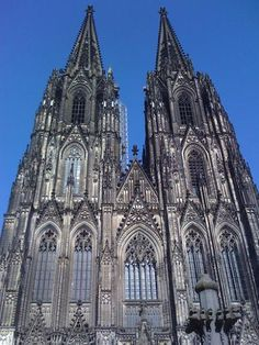 Cologne cathedral, Facade - Thomas Jaehnel