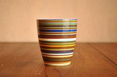iittala Origo (Brown) Planter Pots, Vase, Ceramics, Canning, Brown, Kitchen, Home Decor, Ceramica, Pottery
