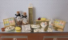 Luxury soap display by MurderWithMirrors, via Flickr
