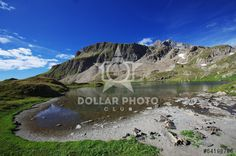 http://www.dollarphotoclub.com/stock-photo/randonnée des cinq lacs de la forclaz - haute tarentaise/54198786 Dollar Photo Club millions of stock images for $1 each