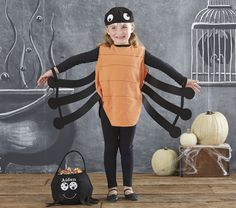 Spider Costume | Pottery Barn Kids