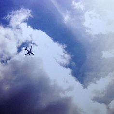 #adadad.fr #adriendewisme #vision #abstraction #photography #inspiration #minimal #clouds #sky #plane #sun