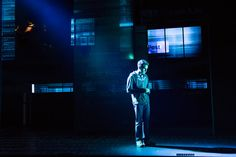 In this play at Second Stage Theater, Ben Platt plays a student with no friends who suddenly finds people drawn to him for the wrong reason.