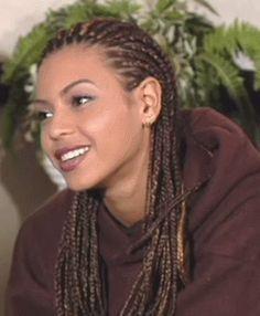 # beyonce Braids life If Loving You Is Wrong Afro Hairstyles, Vintage Hairstyles, Divas, Beyonce Braids, Elisabeth Ii, Black Girl Aesthetic, Beyonce And Jay Z, Beyonce Beyonce, Beyonce Knowles
